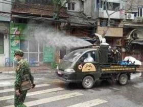 1人染疫全面封街消毒、禁止20人以上聚集!越南防控武漢肺炎比台灣嚴!